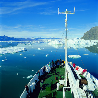Tours of Exploration Cruises