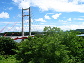 La Amistad Bridge