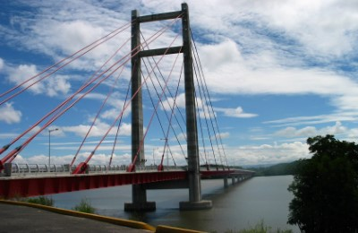 costa rica la armistad bridge