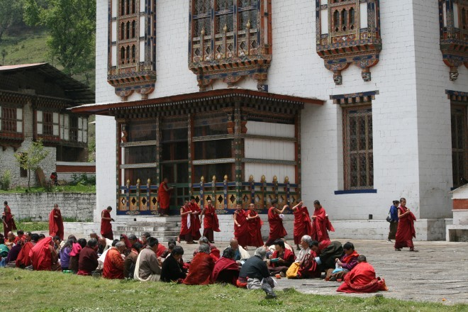 News from Bhutan Kurjel Hakahang