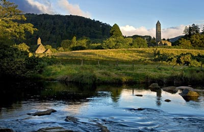 ireland monasti glendalough400x260we