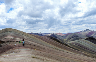 Peru Rainbow Mountain Andean Adventures Peru