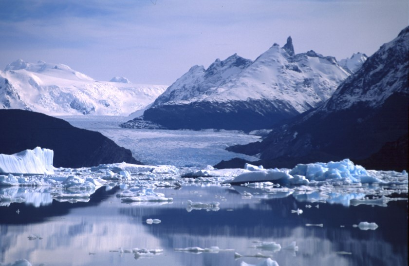 chile grey glacier adsmundo