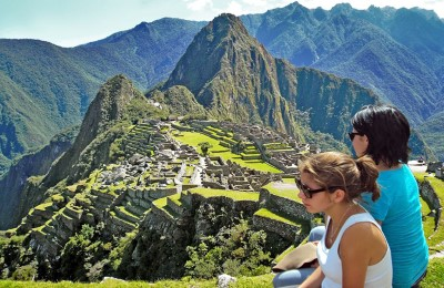 peru machu picchu 2 on top